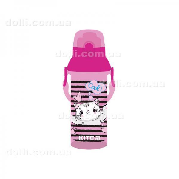 Качественная бутылочка для воды Kite K18-403-02, 470 мл
