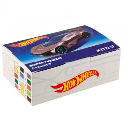 Гуашь 6 цветов 20мл Kite Hot Wheels HW19-062