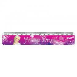 Линейка пластиковая Kite Princess Dream K17-090-2