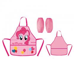 Фартук для творчества с нарукавниками Kite My Little Pony LP17-161