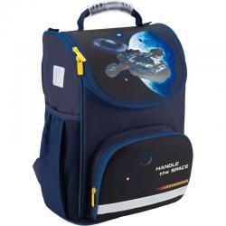 Ранец школьный ортопедический каркасный Kite Space Trip K18-701M-1
