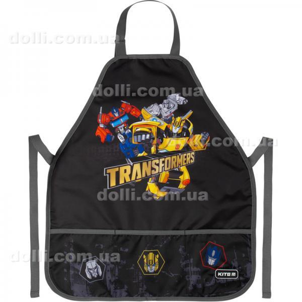 Фартук с нарукавниками для творчества Kite Transformers TF20-161