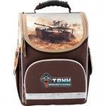 Ранец школьный ортопедический каркасный Kite Tank Domination TD17-501S