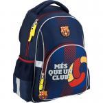 Рюкзак ортопедический школьный Kite FC Barcelona BC18-513S