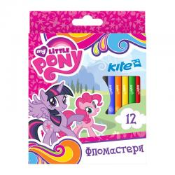 Фломастеры 12 цветов Kite My Little Pony LP17-047