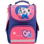 Ранец школьный каркасный ортопедический Kite Pretty Kitten K18-501S-7