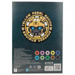 Картон цветной двусторонний Kite Transformers TF19-255