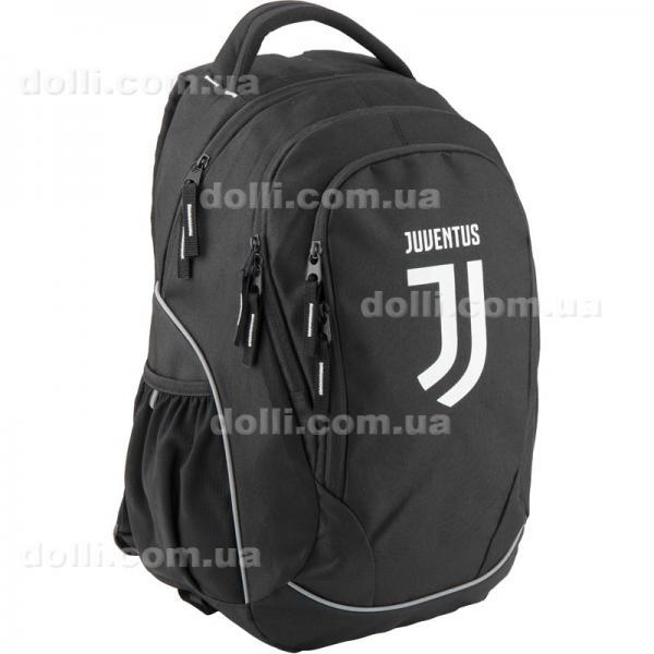 Рюкзак школьный ортопедический подростковый Kite AC Juventus JV19-816L