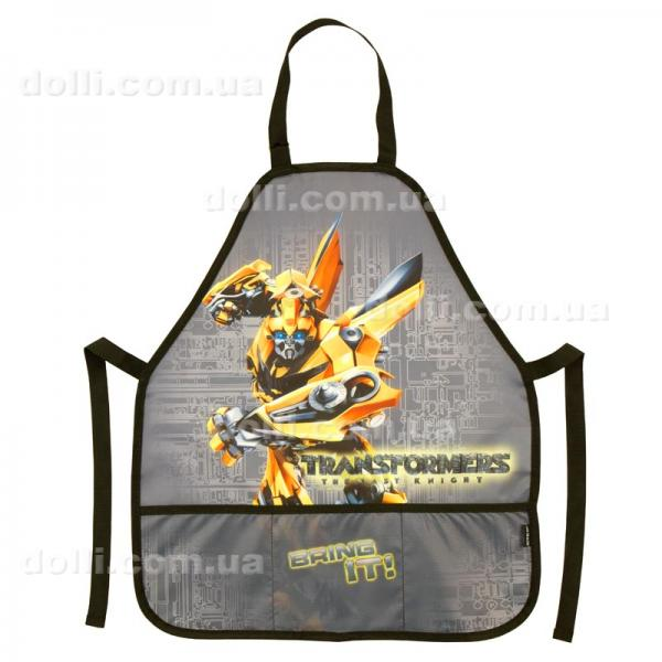 Фартук для творчества с нарукавниками Kite Transformers TF18-161