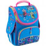 Ранец школьный каркасный ортопедический Kite Pretty Owls K18-501S-6