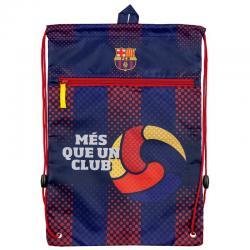 Сумка для сменной обуви спортивной формы с доп. карманом Kite FC Barcelona BC18-601M