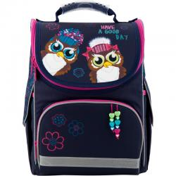 Ранец школьный каркасный Kite Education Owls K19-501S-2