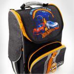 Ранец школьный каркасный Kite Education Hot Wheels HW19-501S-2