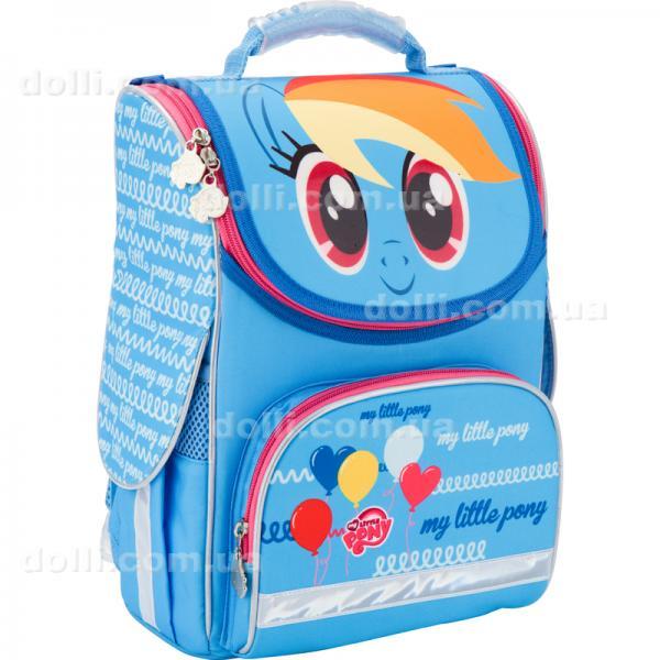 Ранец школьный каркасный ортопедический Kite Little Pony LP17-501S-2