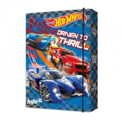 Папка для тетрадей Kite Hot Wheels B5 HW17-210