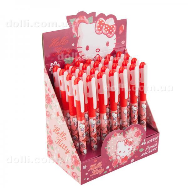 Ручка масляная Kite Hello Kitty HK19-033