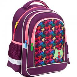Рюкзак ортопедический школьный Kite Catsline K17-509S-1