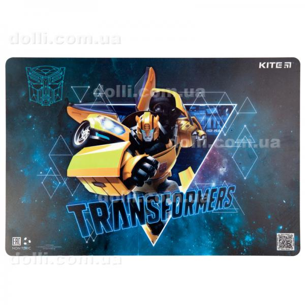 Подложка настольная Kite Transformers TF19-207