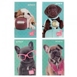 Блокнот-планшет KITE Studio Pets SP19-195-1, А6, 50 листов, нелинованный