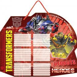 Доска с расписанием уроков + маркер Kite Transformers TF15-145K