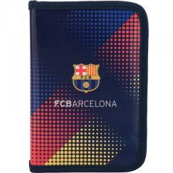 Пенал без наполнения школьный Kite FC Barcelona BC17-622