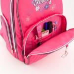 Рюкзак школьный ортопедический Princess K18-705S-1