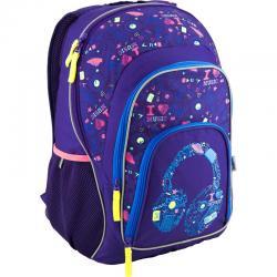 Рюкзак школьный подростковый Kite Junior K18-950M