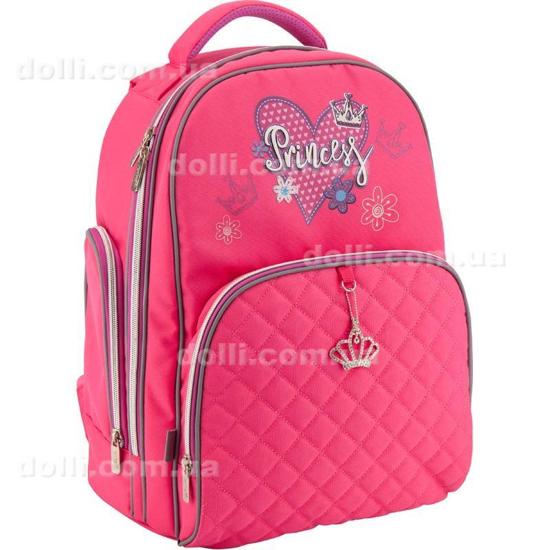 83372ef025f9 Рюкзак школьный ортопедический Princess K18-705S-1 купить в интернет ...