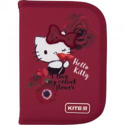 Пенал школьный без наполнения Kite Education Hello Kitty HK20-621-1