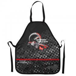 Фартук для творчества с нарукавниками Kite Super Racer K18-161-3
