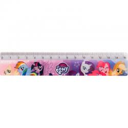 Линейка пластиковая Kite My Little Pony LP19-090