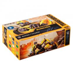 Гуашь 6 цветов 20мл Kite Transformers TF19-062
