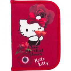 Пенал без наполнения школьный Kite Hello Kitty HK18-622