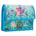 Папка B5 для тетрадей на резинке Kite Little Pony LP19-023
