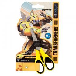 Ножницы детские с рез. вставками 13 см Transformers TF19-123