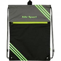 Сумка для сменной обуви спортивной формы с доп. карманом Kite Sport K18-601L-4
