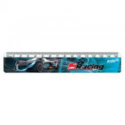 Линейка пластиковая Kite Racing Night K17-090-3