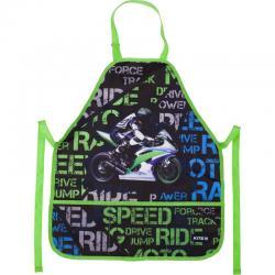 Фартук для творчества с нарукавниками Kite Racing K19-161-8