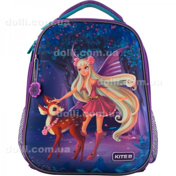 Рюкзак школьный каркасный Kite Education Wood fairy K19-531M-2