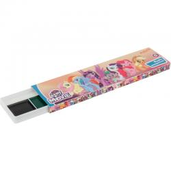 Краски акварельные 6 цветов Kite My Little Pony LP17-040
