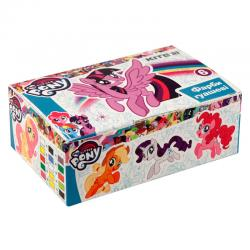 Гуашь 6 цветов 20мл Kite My Little Pony LP19-062