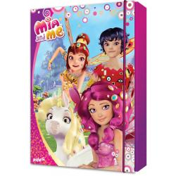 Папка для тетрадей Kite Mia&Me B5 MM15-210K