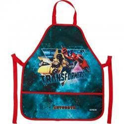 Фартук для творчества с нарукавниками Kite Transformers TF19-161